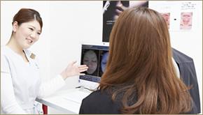 カウンセリングと画像診断
